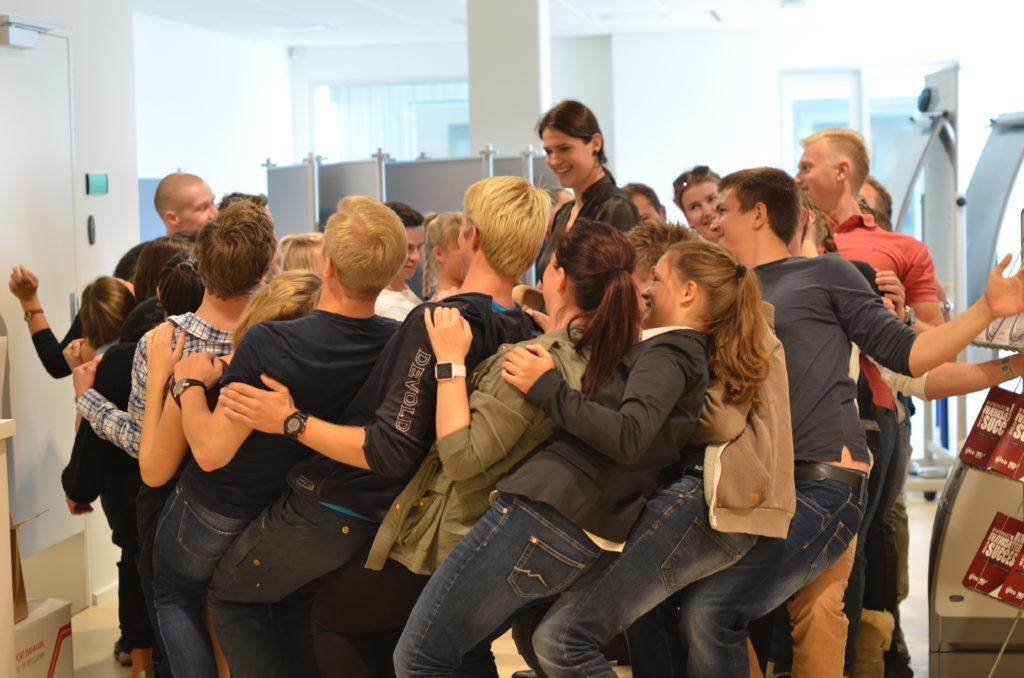 Nordplus_Aurelija-and-team-building-activities-with-students
