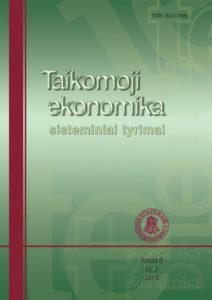 TaikomojiEkonomika