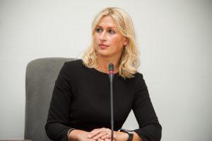 VDUevf dekanė Rita Bendaravičienė