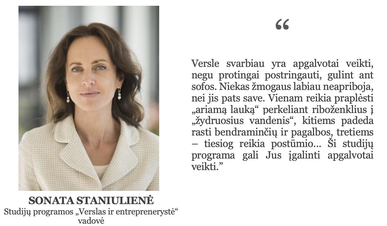 Sonata Staniulienė