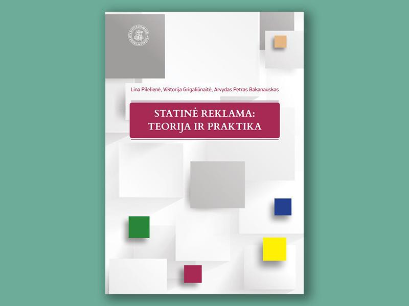 Monografija Statinė rekalama Teorija ir praktika