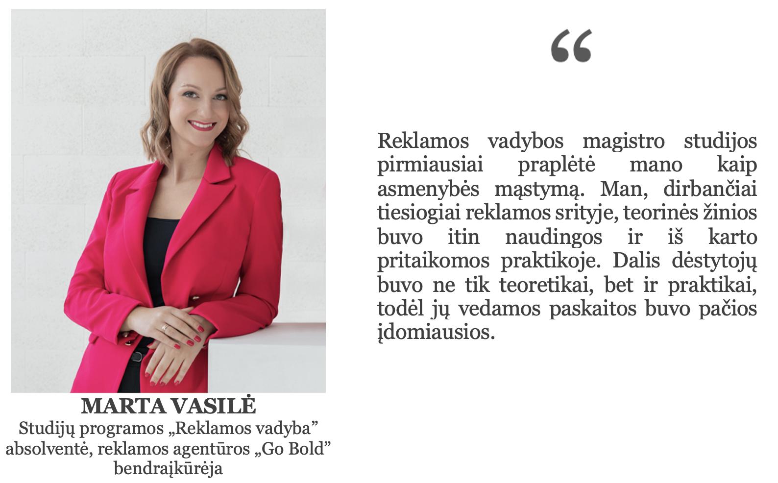 Marta Vasilė