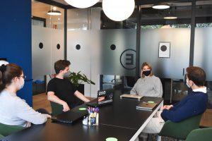 VDUevf business meeting